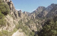 tavignano hike+ Corsica walk