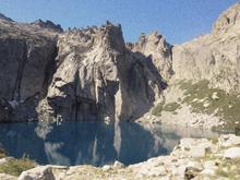 Melo lake hike + corsica trip + hike corsica