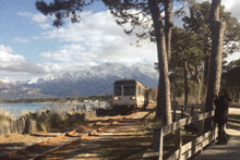 Corsica walk + corsica walking holidays