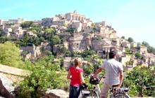 sejour vélo randonnée dans les plus beaux villages du luberon